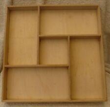 support bois pour collection ou exposition