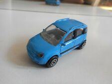 Majorette Fiat Panda 4x4 in Blue