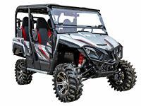 SuperATV 2'' Lift Kit for Yamaha Wolverine X4 (2018+) - Room for Larger Tires!