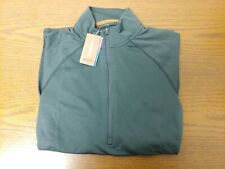 Patagonia Mens Capilene Midweight Zip-Neck Forge Grey Small *New w/tags*