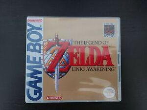 Nintendo Gameboy DMG The Legend Of Zelda Links Awakening Genuine Cart