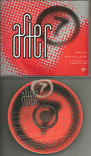 AFTER 7 How Do you tell the one w/ RARE RADIO EDIT PROMO DJ CD single 1995 USA