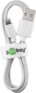 USB C Schnellladekabel Datenkabel Ladegerät für Samsung Galaxy A3 A5 A7 A8 2017