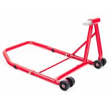 DUCATI 1098 S 2008 SINGLE SIDED RED REAR PADDOCK STAND