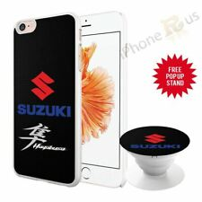 Suzuki Bike Case Cover Pop Up Stand For Various Mobile Phones 042-6