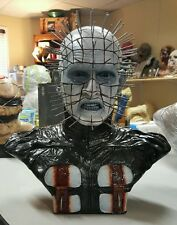1:1 Busts Hellraiser Hellworld ALL 7 CENOBITES PAINTED+BASES Movie Prop Replica