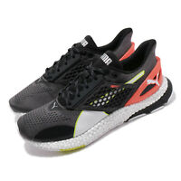 Puma Hybrid Astro Grey Black Red Men Running Training Shoes Sneakers 192799-01