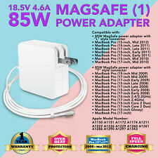 "85W AC Power Adapter Supply Charger for Apple MacBook Pro  15"" 17"" 2008 A1172"