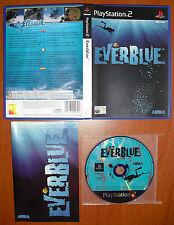 Everblue 1, ARIKA, PlayStation 2 PS2 PStwo, Pal-España ¡¡COMPLETO Y COMO NUEVO!!