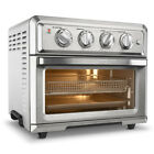 Cuisinart TOA-60 Air Fryer Toaster Oven Silver photo