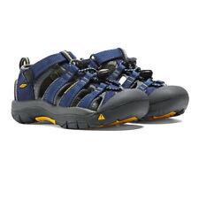 Keen Boys Newport H2 Walking Shoes Sandals Navy Blue Sports Outdoors Waterproof