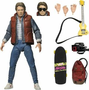 """NECA - Back to the Future - 7"""" Scale Action Figure Ultimate Marty McFly"""