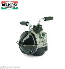 Carburateur 15 dellorto pr PEUGEOT 103 MBK 51 carbu Dellorto Qualité Origine