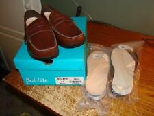 Ped-Light Scott Brown Shoes Diabetic Size 8 BRAND NEW With Inserts