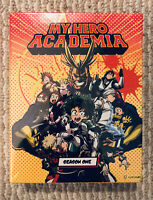My Hero Academia First Season 1 One Limited Edition Blu-ray/DVD Funimation NEW