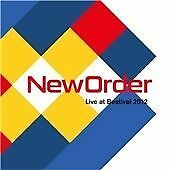 New Order - Live at Bestival 2012 (Live Recording, 2013) New & Sealed