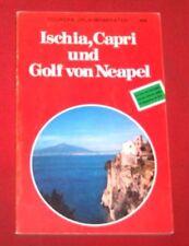 Touropa Urlaubsberater 466 , Ischia Capri ,  1976 , TOP