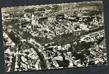 C1950's Aerial View of Boulogne-Sur-Mer, France