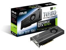ASUS GeForce GTX 1070 Ti 8GB Turbo Boost Graphics Card