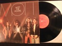Mott The Hoople - Mott - 1973 Vinyl 12'' Lp./ VG+/ Prog Blues Rock
