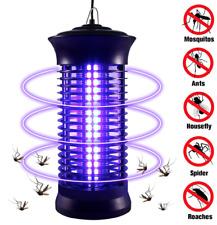 6W Lampe Anti Moustiques électrique Portable Répulsif Insectes volants Mouches