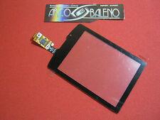 VETRO+TOUCH SCREEN RICAMBIO per BLACKBERRY TORCH 9800 9810 RIM NERO BLACK