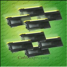 8 TONER CARTRIDGE FOR BROTHER TN-350 Intellifax 2820
