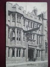 POSTCARD SOMERSET GLASTONBURY - GEORGE HOTEL
