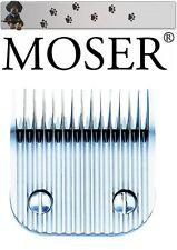"""MOSER MAX 45 1245 TESTINA DI RASATURA SET LAMA 7 MM """"NUOVO CONF. ORIG."""""""