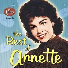 The Best of Annette (CD) by Annette Funicello, Disney Buena Vista Records