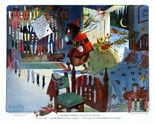 SANTA CLAUS BAG OF TOYS BUG CHRISTMAS SURPRISE FOR SANTA IN BUGLAND STOCKINGS