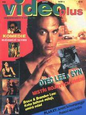 BRANDON LEE BRUCE LAUREL & HARDY Videostar Magazine