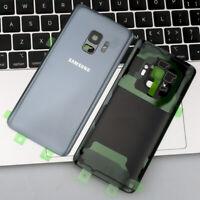 Akkudeckel für Samsung Galaxy S9 SM-G960F Rückseite Back Cover Silber