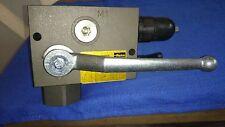 Parker Hannifin SBA Accumulator Safety Blocks SBAR20 E2T1-160-TA1 pmax=160bar