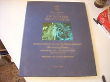Mendelssohn Midsummer Night's Dream Leinsdorf LM/D 2673 Limited Edition