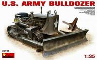 Miniart 1:35 U.S. Army Bulldozer Model Kit