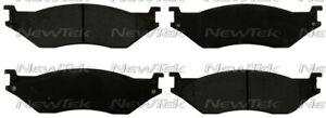 Disc Brake Pad Set Front,Rear NewTek SMD1066H