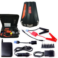 80000mAh Portable Car Jump Starter Pack Booster Battery Charger Power Bank YX