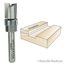 Whiteside Router Bits 3001 Template Bit with Ball Bearing