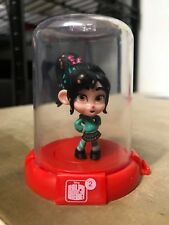 "1x VANELLOPE WRECK-IT RALPH BREAKS THE INTERNET DISNEY DOMEZ 2"" MINI FIGURE"