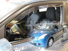 Saute vent Suzuki Baleno II 5-porte 2016-aujourd/'hui 4-tlg HEKO Foncé Déflecteurs