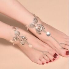 Jewelry Beach Foot Jewelry Sandal Bohemian Flower Boho Chain Anklets Indian