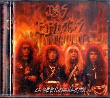 LAS BRUJAS La Reencarnacion CD Ottime Condizioni