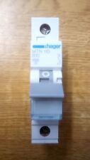 Hager MCB MTN110 10 Amp SP MCB Miniature Circuit Breaker 10A