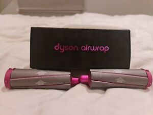 Dyson Airwrap Hair Styler 40mm Barrels Curler Attachment Nickel Fuchsia Hs01