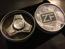 ZeroFeud Compass Mini Tri - Stainless Steel Spinner