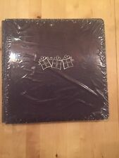"""Creative Memories 12x12 Purple Coverset Embossed with 3 silver """"Gifts""""  - Rare"""