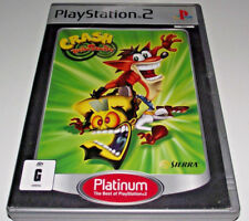 "Crash Twinsanity PS2 (Platinum) PAL ""Crash Bandicoot"" *Complete*"