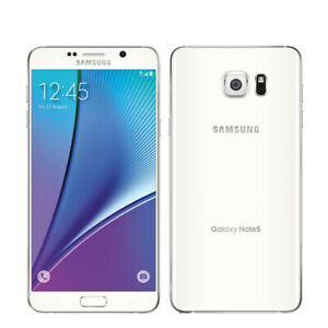 """Samsung Galaxy Note 5 SM-N9200 Dual SIM 32GB  Smartphone 5.7"""" 4G LTE Unlocked"""