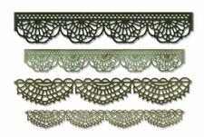 Tim Holtz Crochet Die Set  ::  Sizzix Crochet Thinlits Dies 664178